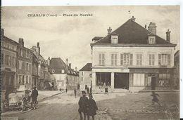 CHABLIS - Place Du Marché - Chablis