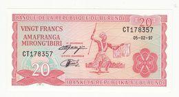 BURUNDI N - Burundi