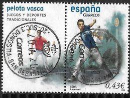Spanje 2008 Gestempeld - 1931-Heute: 2. Rep. - ... Juan Carlos I