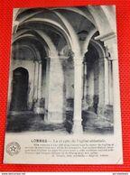 LOBBES  -   La Crypte De L'église Abbatiale - België