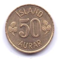ICELAND 1970: 50 Aurar, KM 17 - Islanda