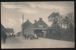 WAREGEM  STATIE  STATION - Waregem