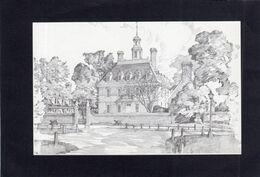 """95209    Stati  Uniti,   Governor""""s  Palace,  Williamsburg,  Virginia,  NV - Hampton"""