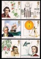 GROSSBRITANNIEN GRANDE BRETAGNE GB 2018 CAPTAIN COOK & ENDEAVOUR SET 6V. MNH SG 4118-23 MI 4244-49 YT 4664-69 SC 3759-64 - Unused Stamps