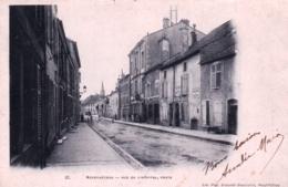 88 - Vosges - NEUFCHATEAU - Rue De L Hopital - La Poste - Carte Precurseur 1904 - Neufchateau