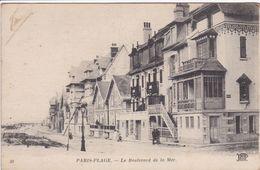 62 LE TOUQUET , PARIS Plage , Le Boulevard De La Mer - Le Touquet