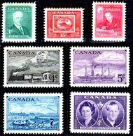B323-Canada 1951 (+) LH - Senza Difetti Occulti - - 1937-1952 Règne De George VI