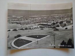 D172875   Italia   RICCIONE  Piazzale A Mare - 1957  Edge Damage - Italie