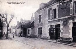 36 - Indre - DOUADIC - La Place - Restaurant - Other Municipalities