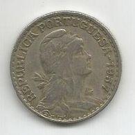 PORTUGAL 1$00 ESCUDO 1957 - Portugal