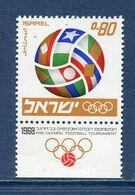 Israël - YT N° 354 - Neuf Sans Charnière - 1968 - Neufs (avec Tabs)