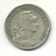 PORTUGAL 1$00 ESCUDO 1959 - Portugal
