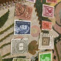 AUSTRALIA REGINA BLU  1 VALORE ! - Stamps