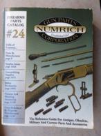 Catalogue US Gun Parts 1152 Pages De Pièces Détachées Armes - Sammlerwaffen