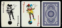GameLand Jokers Pair, Hard To Find, Single Playing Cards - Otros