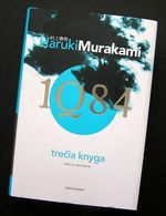 Lithuanian Book / 1Q84: Book 3 Haruki Murakami 2011 - Libros, Revistas, Cómics
