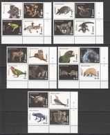 XX509 2017 SAMOA NATIONAL GEOGRAPHIC ANIMALS OF THE WORLD MICHEL 23 EURO 1SET MNH - Stamps