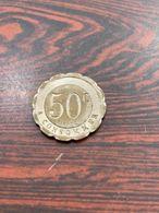 ARGENTEUIL  JETON De NECESSITE  E.G 50 Cts - Monétaires / De Nécessité