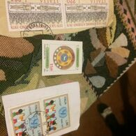 TURKMENISTAN ARTE  1 VALORE - Briefmarken