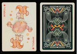 Poker Joker, Hard To Find, Single Playing Card - Otros