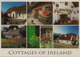 CPM Irlande, Cottages Of Ireland - Irlande