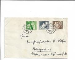 Brief Aus Tübingen 1939 - Cartas