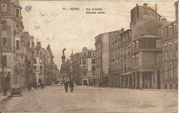 001067 - REIMS - RUE BUIRETTE - 1928 - Reims