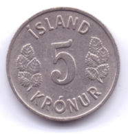 ICELAND 1978: 5 Kronur, KM 18 - Islanda