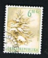 REP. CECA (CZECH REPUBLIC) - SG 383 - 2003 CHRISTMAS     -   USED - República Checa