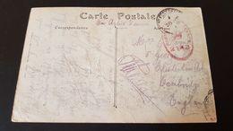 Deniecourt - Feldpost - Army Post Office - Censure - Militaria