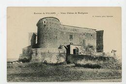 CPA: 01 - ENV. DE VILLARS - VIEUX CHATEAU DE BOULIGNEUX - - Villars-les-Dombes