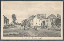 CPA BELGIQUE - Barranzy, Weltkrieg 1914 - RARE - Belgique