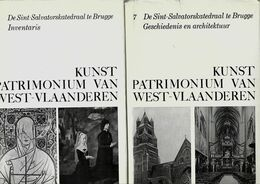 « De Sint-Salvatorskatedraal Te BRUGGE » DEVLIEGHER, L. In « Kunstpatrimonium Van West-Vlaanderen – Delen 7 & 8» ---> - Storia