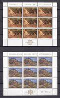 Europa-CEPT - Jugoslavien - 1977 - Michel Nr. 1684/85 - 2 Klb. - Postfrisch - 1977