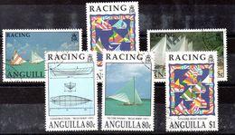 Anguilla Serie Nº Yvert 799/04 O - Anguilla (1968-...)