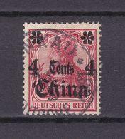 Deutsche Post In China - 1905 - Michel Nr. 30 - Gestempelt - Offices: China