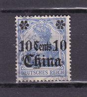 Deutsche Post In China - 1905 - Michel Nr. 31 - Gestempelt - Offices: China