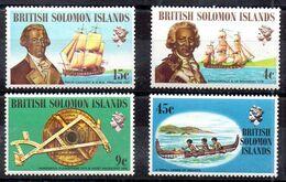 Islas Salomón Serie Nº Yvert 209/12 ** BARCOS (SHIPS) - Salomon (Iles 1978-...)