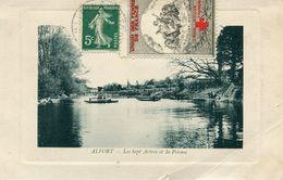 ALFORT , Les Sept Arbres Et La Pelouse - Alfortville