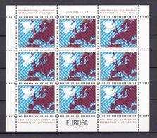 Europa-CEPT - KSZE-Ausgaben - Jugoslawien - 1977 - Michel Nr. 1692 - Klb. - Postfrisch - 1977
