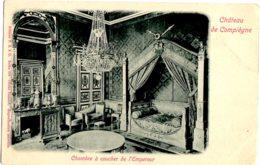Chateau De Compiegne - Chambre à Coucher De L'Empereur - Compiegne