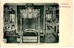 Chateau De Compiegne - Chambre à Coucher De L'Imperatrice - Compiegne