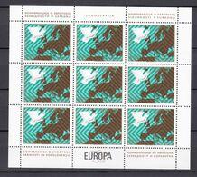 Europa-CEPT - KSZE-Ausgaben - Jugoslawien - 1977 - Michel Nr. 1693 - Klb. - Postfrisch - 20 Euro - 1977