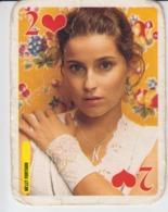 Music - Collection Playing Card - Trading Card - 80/61 Mm - Nelly Furtado - Sammelkartenspiele (TCG, CCG)