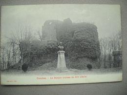 1985 Carte Postale    CONCHES    Le DONJON  Ruines Du XIIe Siècle             27 Eure - Conches-en-Ouche
