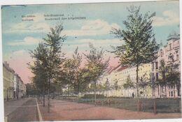 Mechelen - Schuttersvest (Holemans) (gekleurde, Niet Gelopen Kaart) - Malines