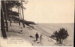 9- Environs D'Archacon - Le Moulleau (Gironde) - Bords De La Plage - M.D. - Arcachon