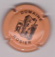 Capsule Mousseux ( DOMAINE ROSIER , Crèmant De Limoux ) {S34-20} - Sparkling Wine