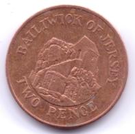 JERSEY 2012: 2 Pence, KM 104 - Jersey