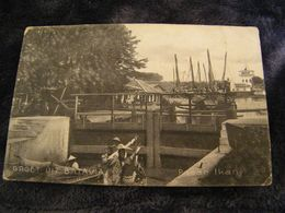 CPA - Carte Originale - Asie - Indonésie - Jakarta - Groet Uit Batavia - Pasar Ikan - 1923 - SUP (DP 65) - Indonesien